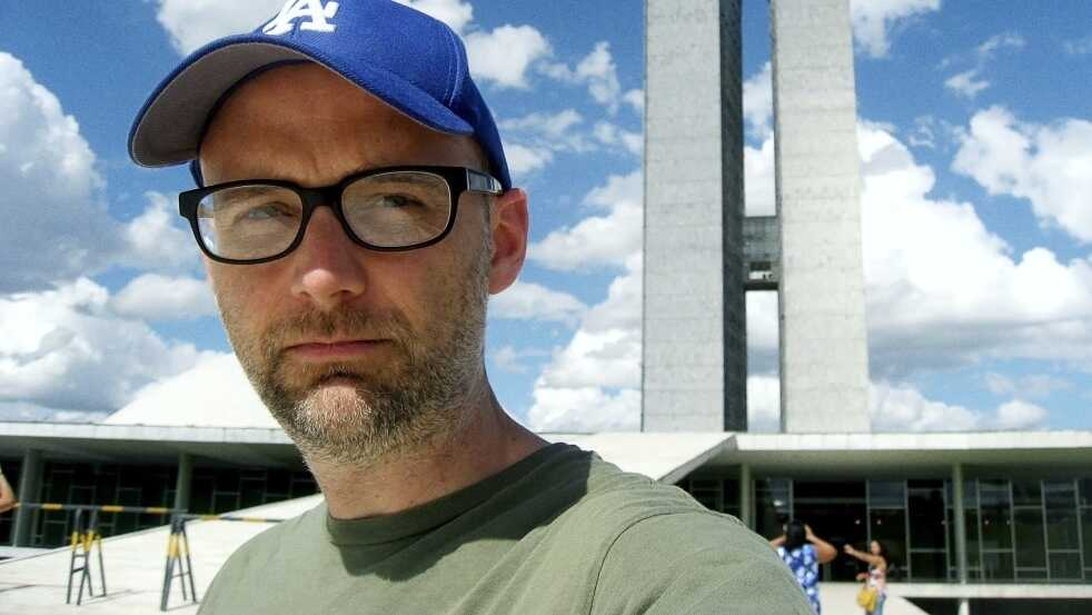 Moby: On The Long, Lonesome Road