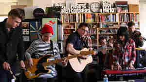 The Kopecky Family Band: Tiny Desk Concert