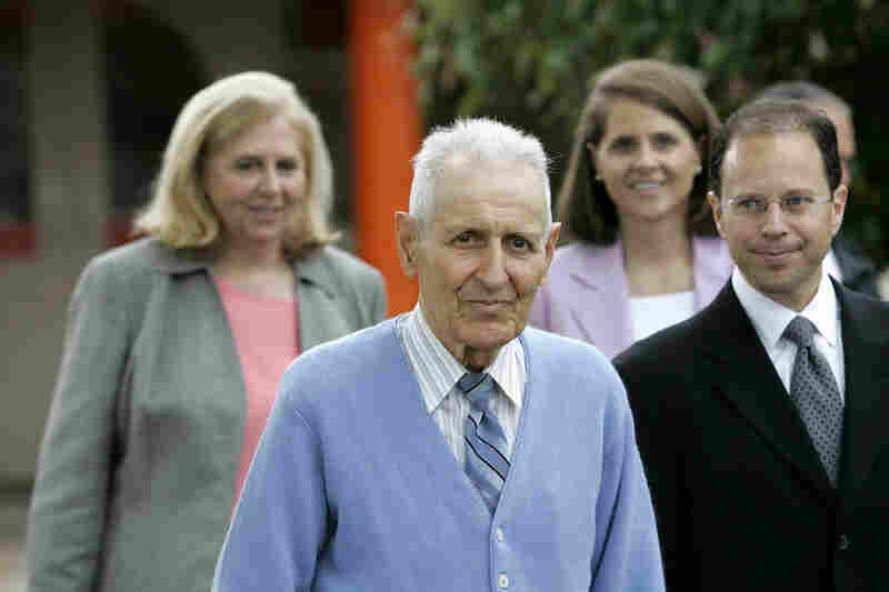 After nine years in prison, Kevorkian, then  79, left the Lakeland Correctional Facility in Coldwater, Mich. He was released with a parole pledge that he would never perform another assisted suicide.