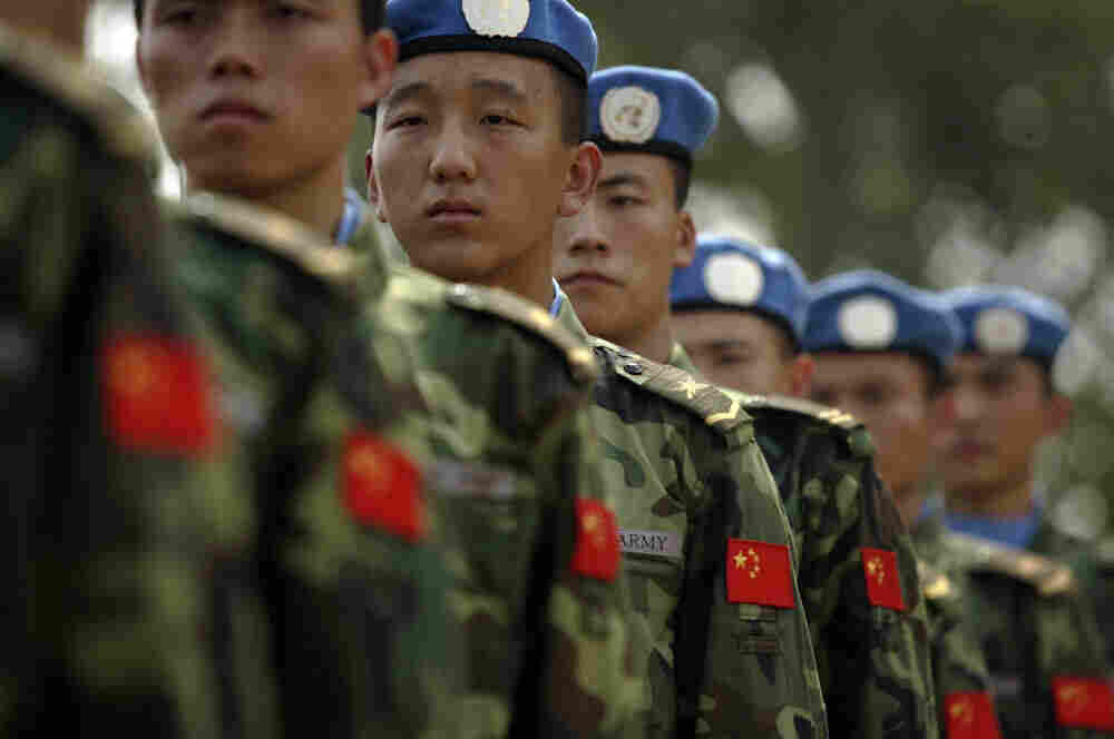 """""""Faced with this warmup for an Internet war, every nation and military can't be passive,"""" two Chinese military scholars from the Academy of Military Sciences said."""