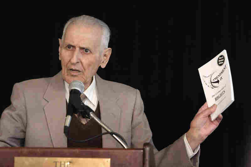 Kevorkian launched an unsuccessful bid for a seat in Congress at a news conference in 2008.