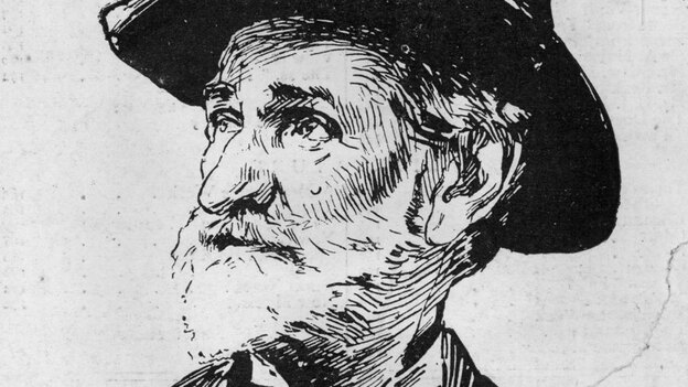 Giuseppe Verdi poured operatic drama into his Requiem, written in 1874 in memory of his friend Alessandro Manzoni. (Getty Images)