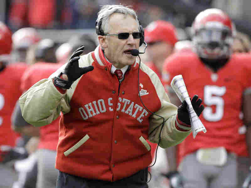 Ohio State head football coach Jim Tressel resigned May 30 amid allegations that he didn't report player misconduct.