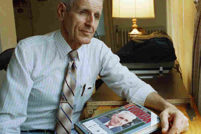 Kevorkian with his book Prescription: Medicide in 1991. Critics and supporters generally agree that his advocacy for the right of the terminally ill to choose how they die brought changes to hospice care in the United States.