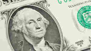 A $1 bill.