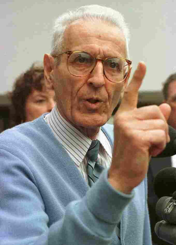 Dr. Jack Kevorkian in June, 1998.