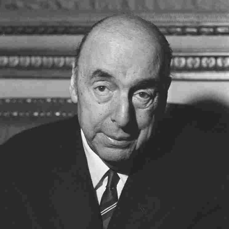 Pablo Neruda in October, 1971.