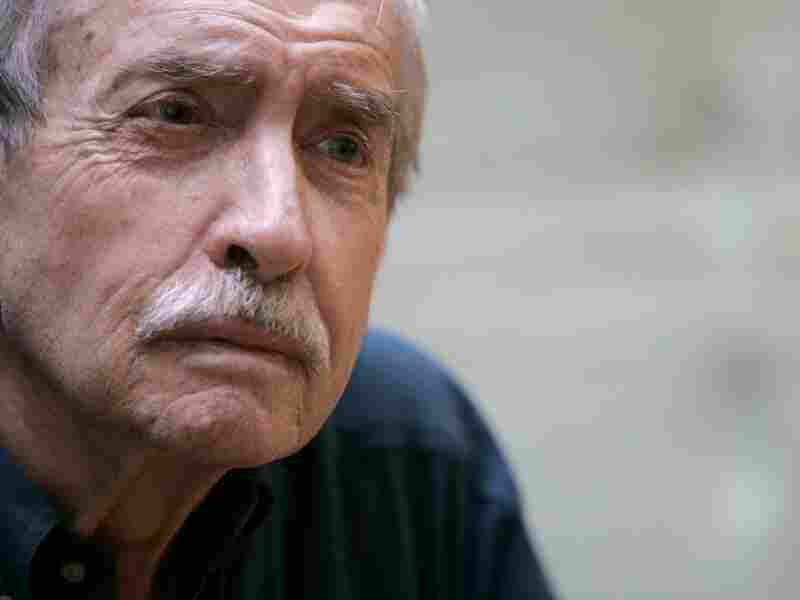 Playwright Edward Albee has won three Pulitzer Prizes, for Seascape, A Delicate Balance and  Three Tall Women.