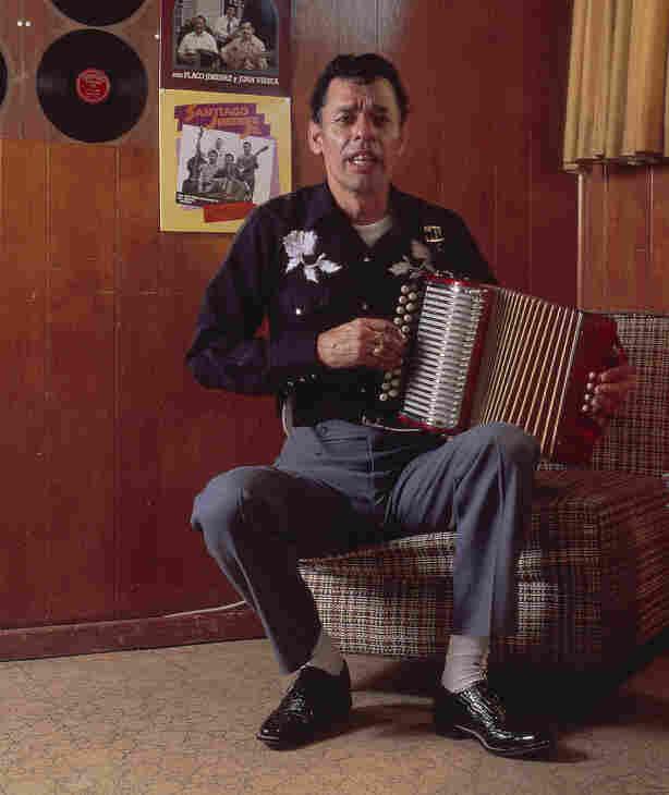 Santiago Jimenez, like his brother Flaco, is a conjunto master.
