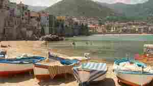 Bordered by three seas, the island of Sicily is known for its delicious seafood. Sicilian menus often feature swordfish and tuna, two island staples.