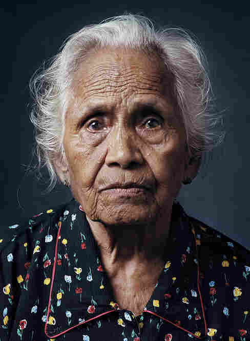 Rosa, born 1929, Saumlaki, Tanimbar, South MoluccasRosa was forced into prostitution while she already was several months pregnant. At the end of her pregnancy, she returned to her village, where the baby died soon after birth.