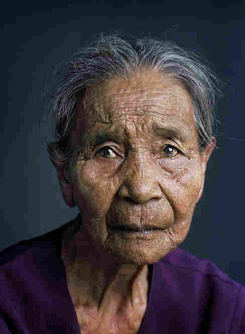 Mastia, born 1927, Sumedang, West Java Mastia was taken from home by soldiers along with 15 other girls. While the others were forced into prostitution, a Japanese captain picked her from the group and commandeered her as his private comfort woman. For half a year, she lived as a forced concubine in his quarters, an Indonesian military aide standing guard at her door.