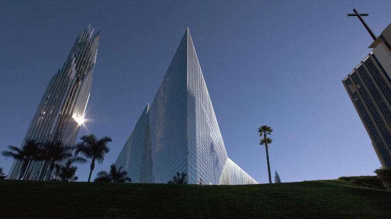 Crystal Cathedral: A Mega Church In Troubled Waters : NPR