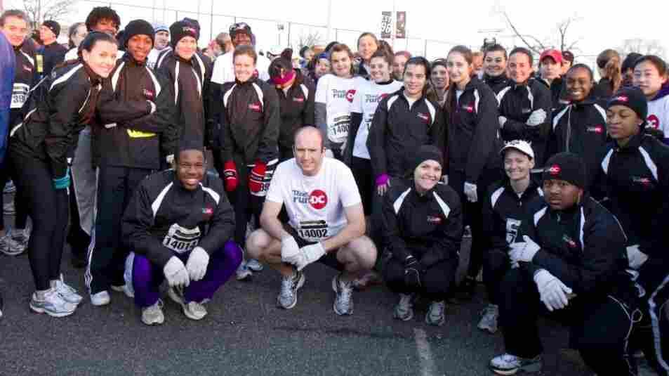 53 strong at the 2011 National Half Marathon and Half Marathon Relay