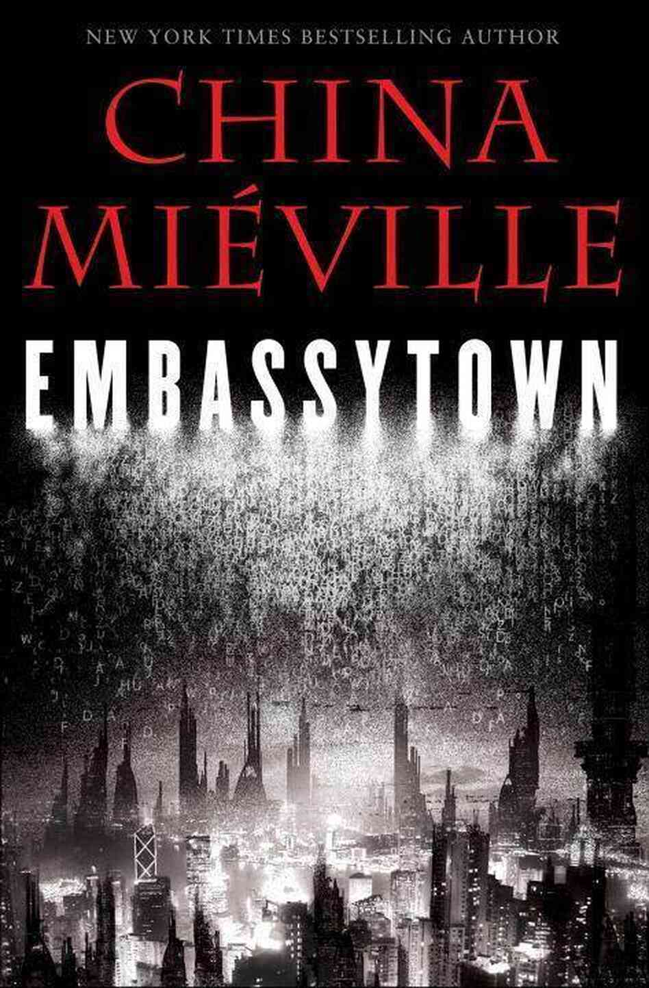 Embassytown by China Mieville