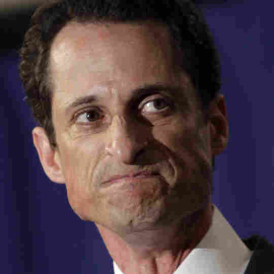 Rep. Anthony Weiner.