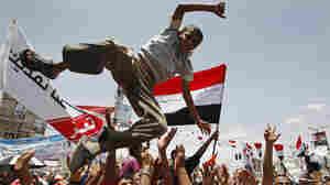 In Yemen: 'Tenuous Truce' Holds; Saleh's Return In Doubt