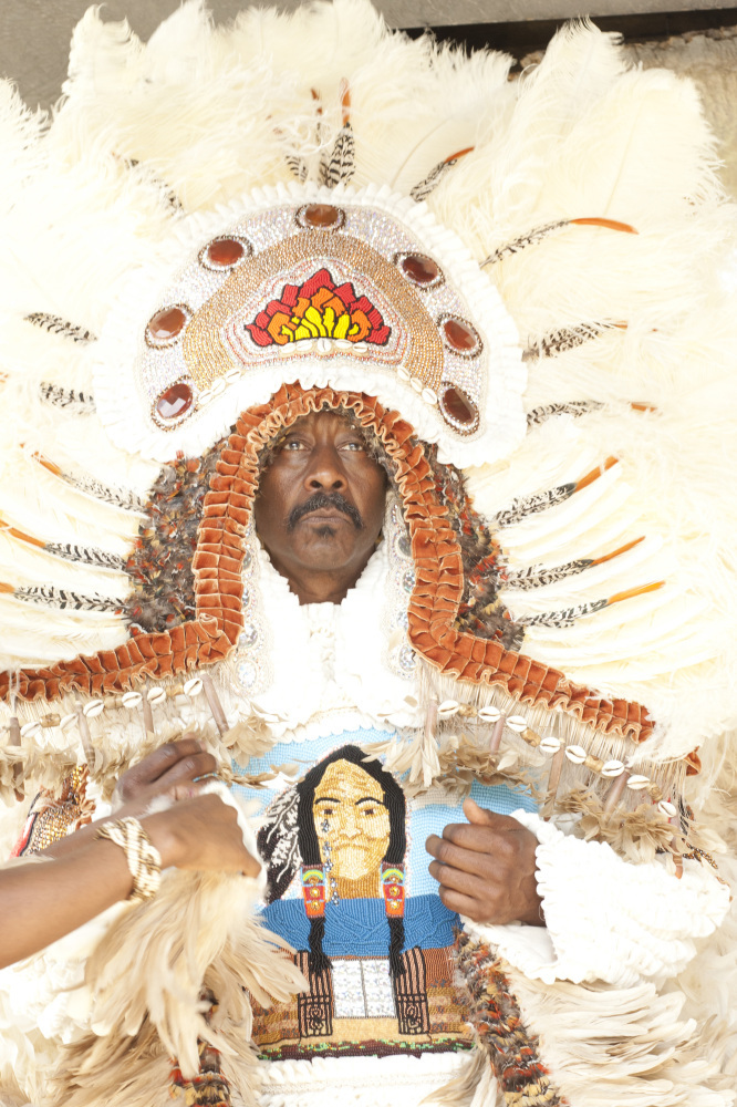 Clarke Peters as Big Chief Albert Lambreaux.