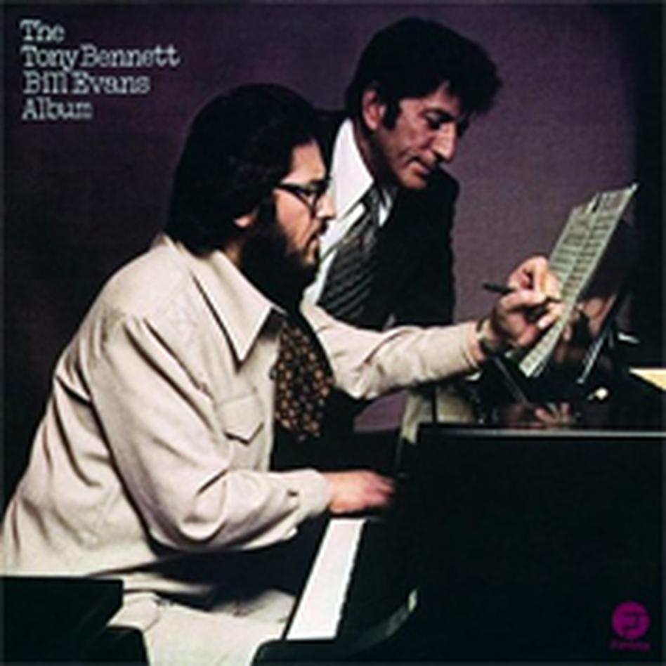 The Tony Bennett Bill Evans Album cover