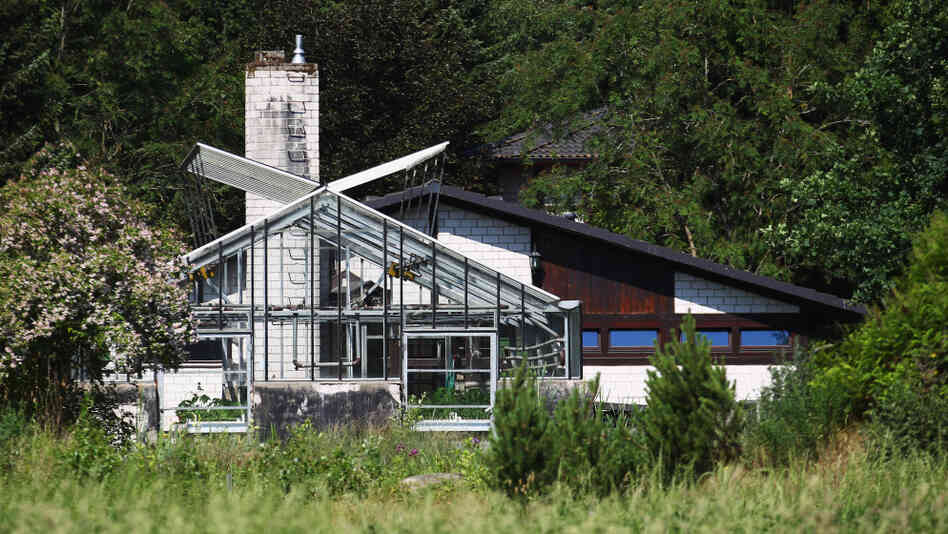 Greenhouses of the shuttered Gaertnerhof Bienenbuettel organic farm in Bienenbuettel, Germany. Health authorities in the German state of Lower Saxony closed the farm over worries that the vegetable sprouts grown there could be a source of E. coli outbreak that has infected more than 2,300 people. But preliminary tests came back negative.