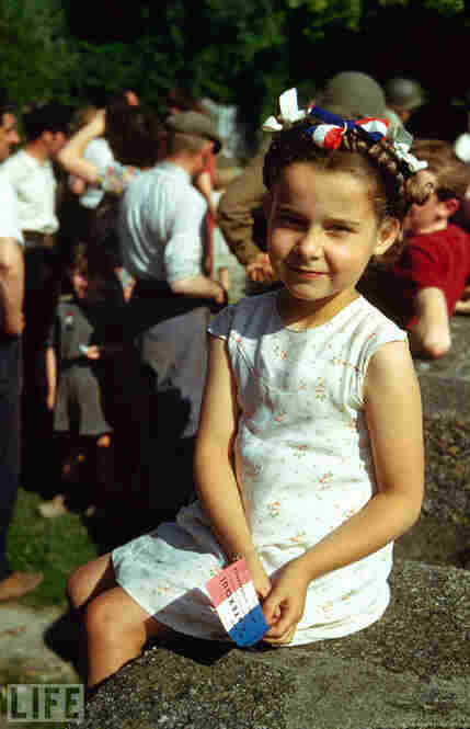 France, summer, 1944