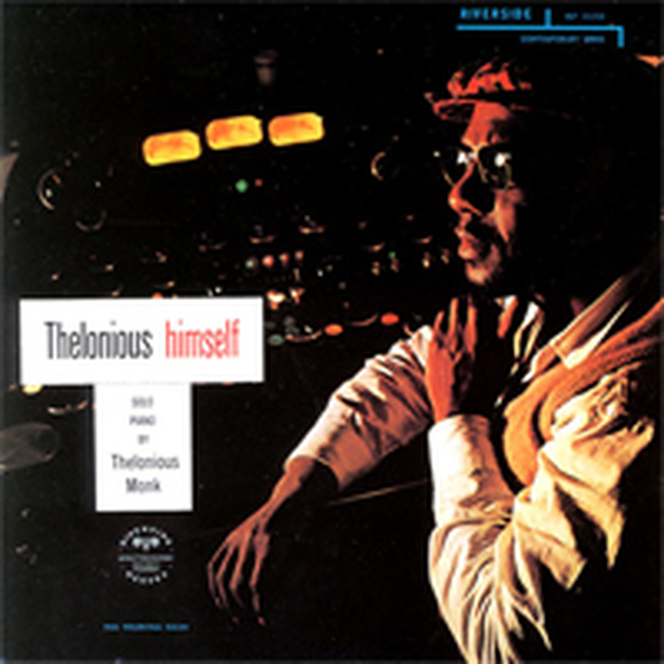 Thelonious Himself cover