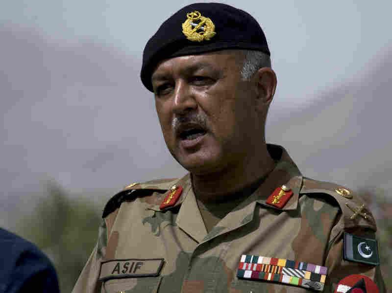 Lt. Gen. Asif Yasin Malik