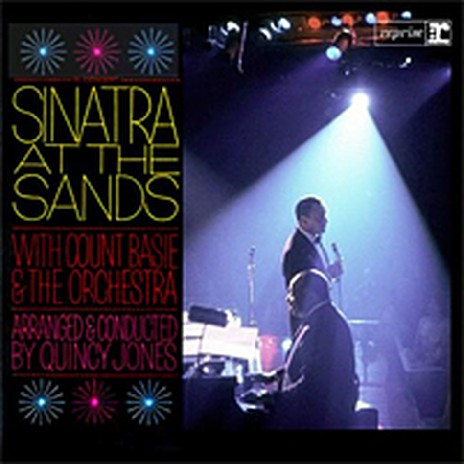 Sinatra at the Sands cover