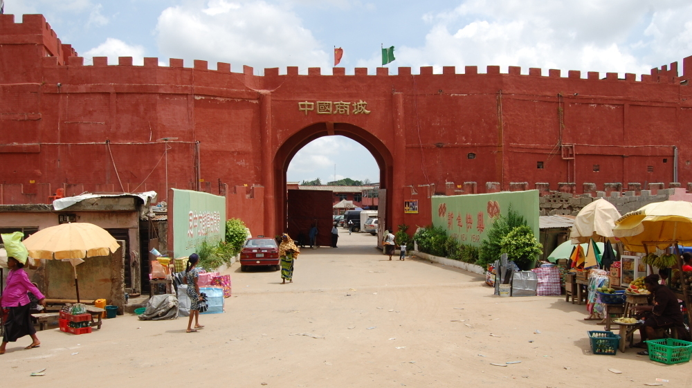 In Nigeria Chinatown Vendors Struggle For Profits Npr
