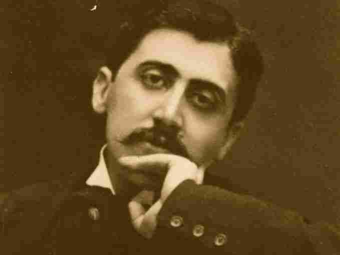 """French philosopher and author Marcel Proust is among those Justice Stephen Breyer points to as literary heroes. Breyer concedes, though, that the first chapter of his own book, Active Liberty, is so dense, he often advises nonlawyers to """"skip it"""" and read the rest."""