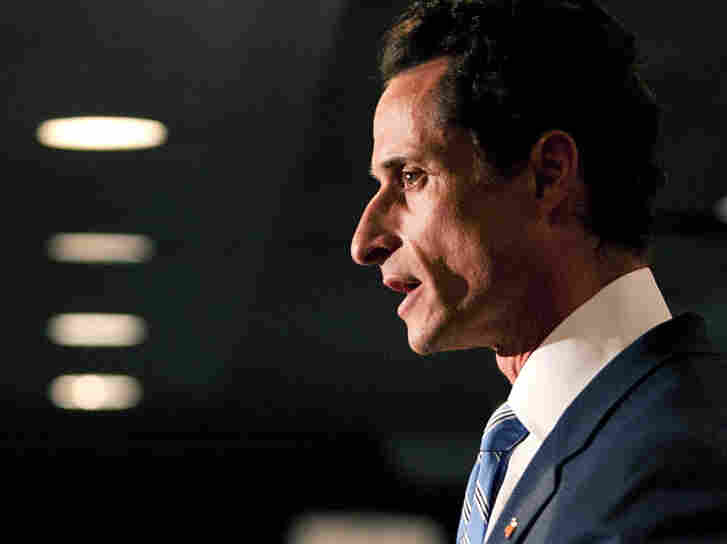 Rep. Anthony Weiner (D-NY) admitted Monday to sending a lewd Twitter photo of himself to a woman and then lying about it.
