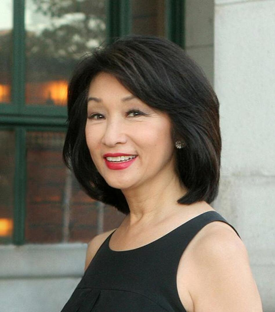 Connie Chung (Brian Blanken/Freed Photography)