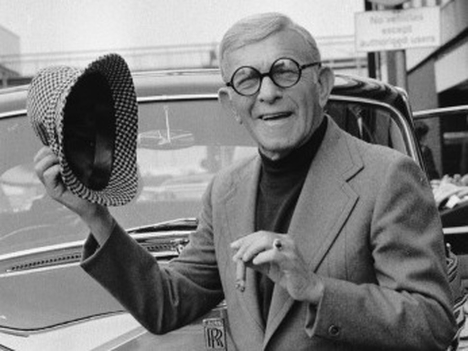 "American vaudeville comedian and actor George Burns once said the key to longevity ""is to make it to age 100, because very rarely do you read about people dying after that age."""