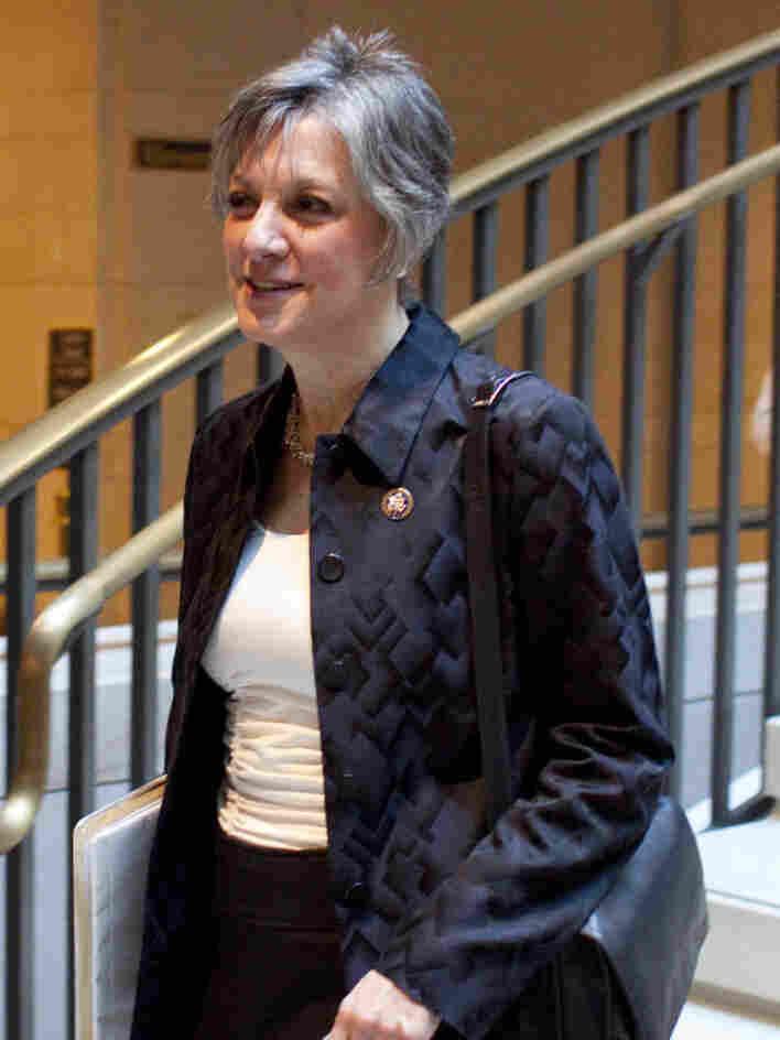 Rep. Allyson Schwartz.