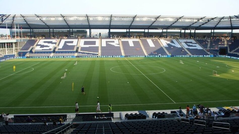 Stadium owners say they've already sold all of the most expensive field-side seats and more than half of their season tickets.