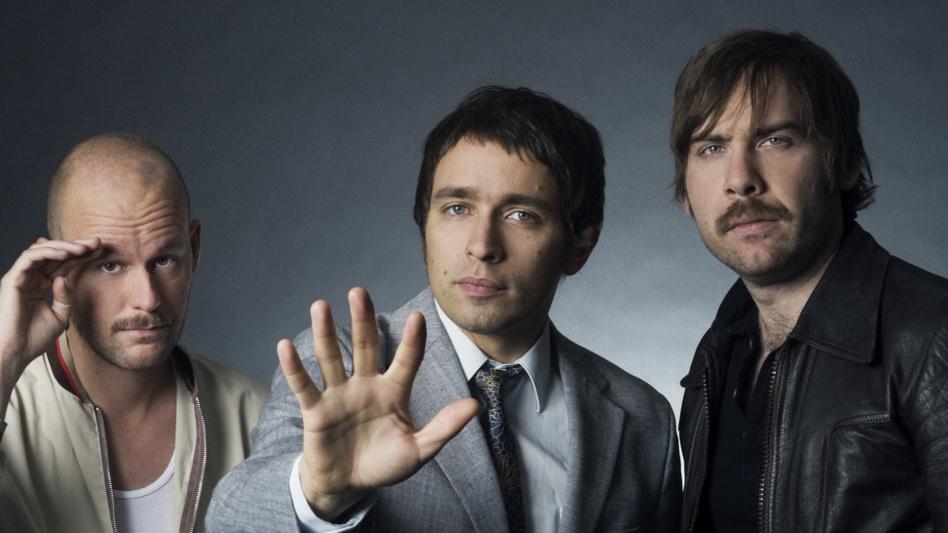 Peter Bjorn and John. (Johan Bergmark)