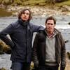 Steve Coogan (left) and Rob Brydon tour Northern England and engage in a battle of competing impressions in the road trip comedy, The Trip.