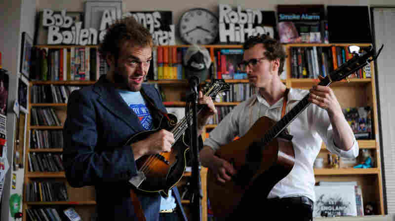 Chris Thile And Michael Daves: Tiny Desk Concert