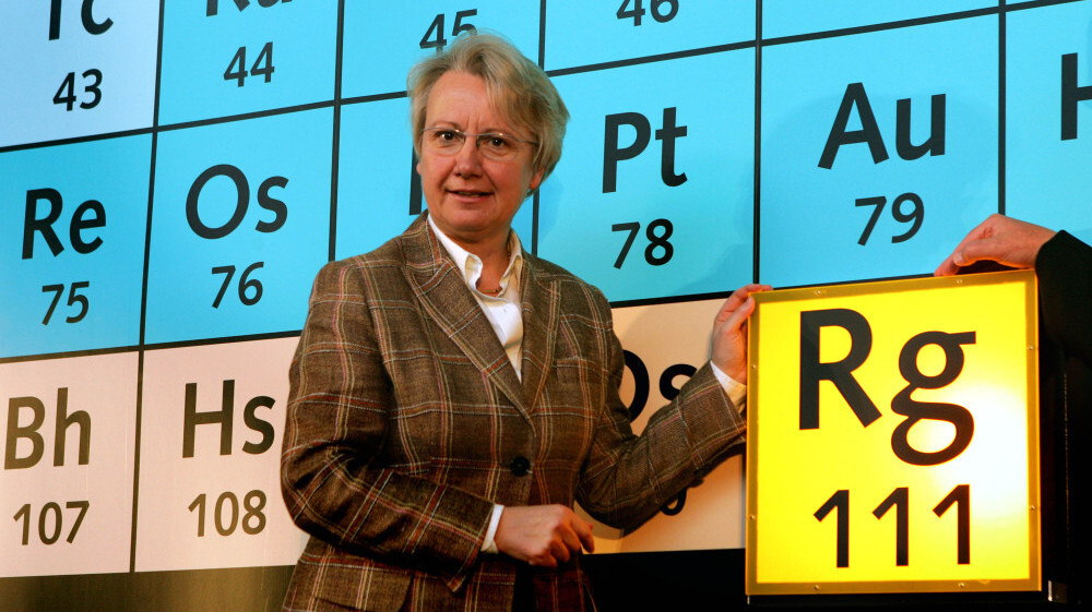 Periodic Table who invented the periodic table elements : How To Put A New Element On The Periodic Table : NPR