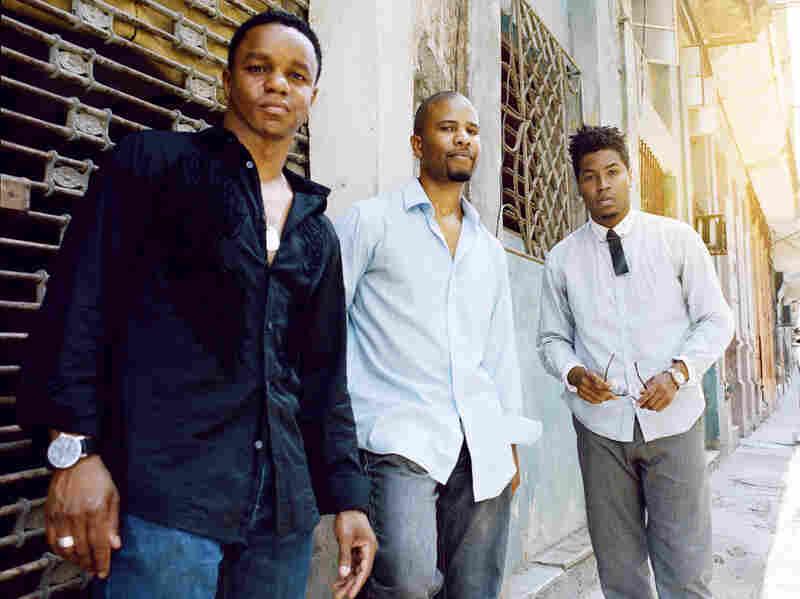 Stefon Harris, David Sanchez and Christian Scott's collaborative album, Ninety Miles, comes out June 21.