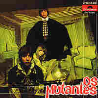 Cover to Os Mutantes.