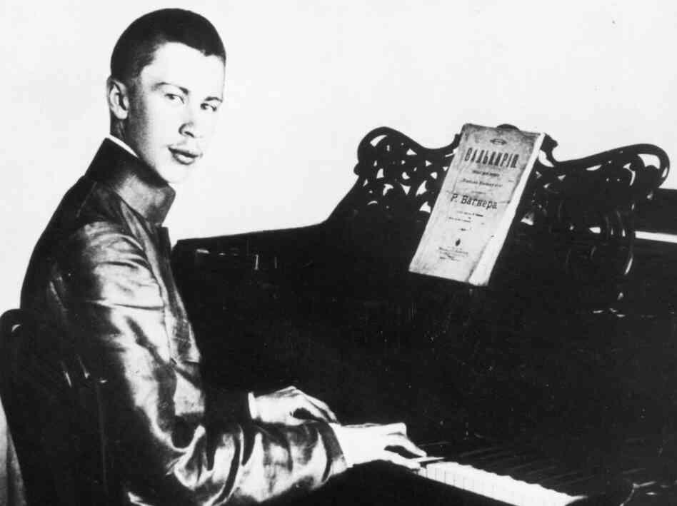 The young Prokofiev: Did Congress inadvertently make his music much harder to hear live?