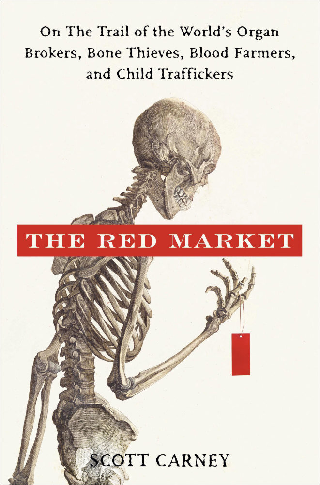 Blood Bones And Organs The Gruesome Red Market Npr