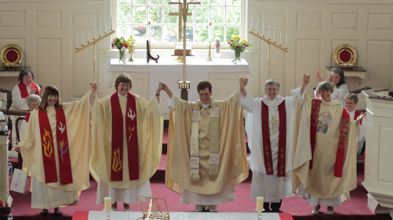 Female Priests Defy Catholic Church At The Altar : NPR