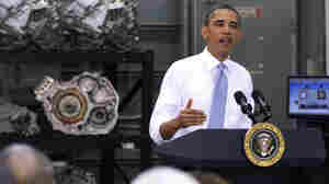 Weak Jobs Report Puts New Pressure On Obama