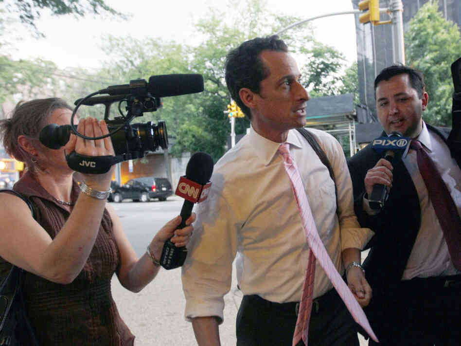 Rep. Anthony Weiner (D-NY) says he won't resign despite the sex scandal he's caught up in. Survivor or zombie? Too soon to tell.