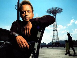The King of In Between is Garland Jeffreys' first album of new music in more than a decade.