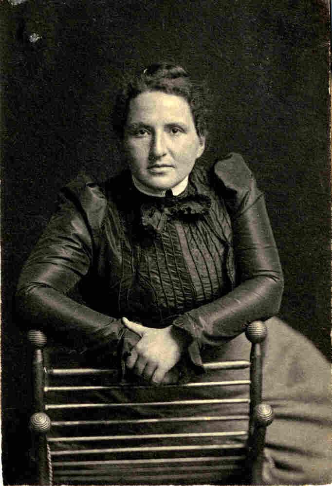 Gertrude Stein, circa 1903