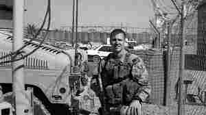 Eric Greitens in Fallujah. After he returned from Iraq, Greitens founded the nonprofit group The Mission Continues. He is author of the new book The Heart and the Fist.