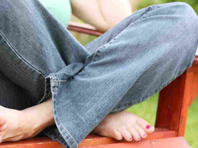 For many people bare feet are an integral part of summer, but commentator Laura Lorson has the urge to shed more than her flip-flops.